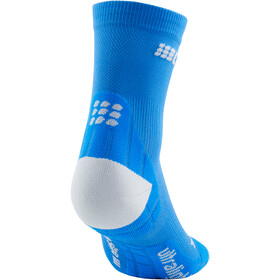 cep Ultralight Short Socks Men electric blue/light grey